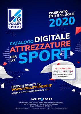 Catalogo Attrezzature Sportive 2020